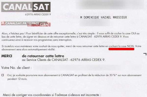 Canalsat service client resiliation - Canalsat espace client ...