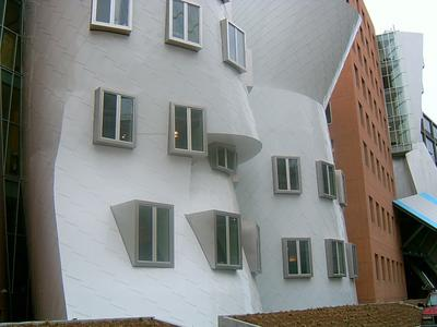 Le Stata Center, MIT (Cambridge MA, 12 Mai 2004)