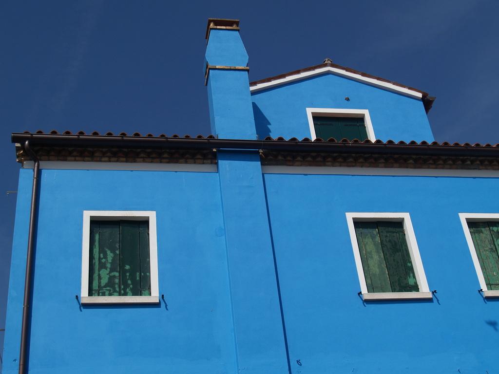 Maison bleu ciel top cuisine moderne appartement la des - Ma maison bleu ciel edf ...