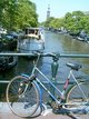 Bicyclette et canal