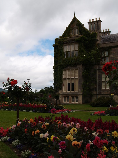 Muckross House (Ring of Kerry, 2 août 2005)