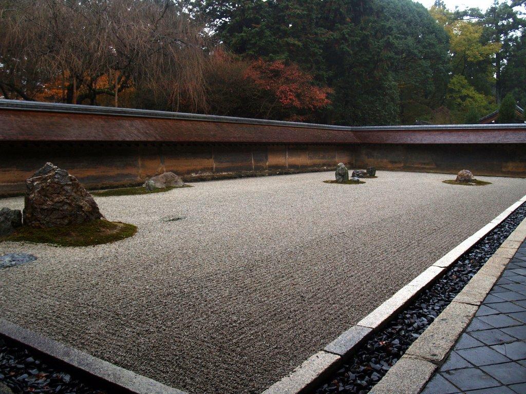 Kyoto for Photos jardins zen
