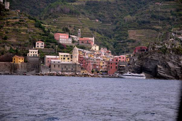 Vernazza ( 4 octobre 2009)