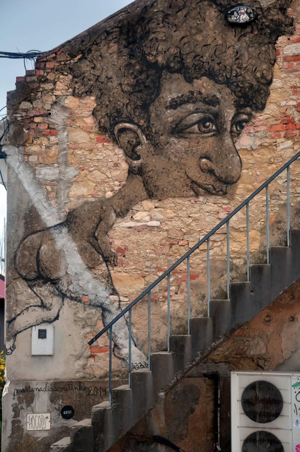 Street Art à Lisb...