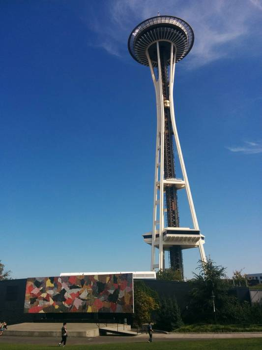 Space Needle (11 septembre 2015)